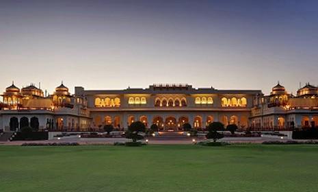 Rambagh Palace Jaipur- India