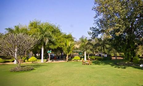 Hotel Taj Chandela Khajuraho - India