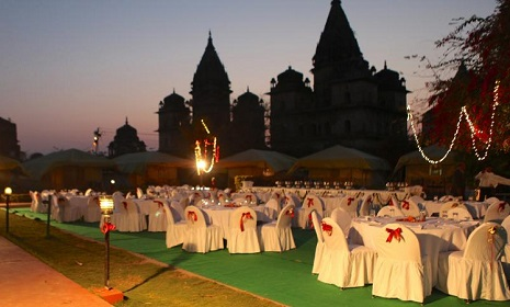 The Orchha Resort, By The Betwa River - India
