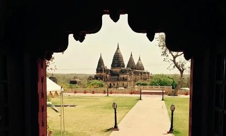 Amar Mahal Orchha - India