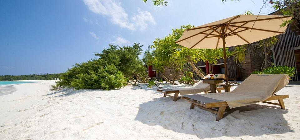 the barefootIsland Resort Maldive