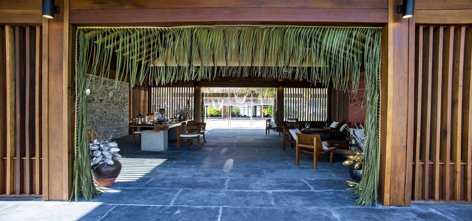 the barefoot Island Resort Maldive