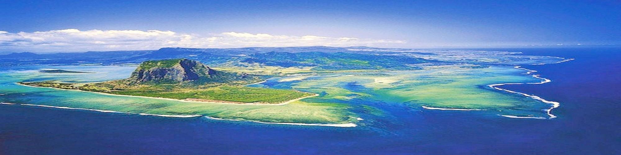 Mauritius Panoramic view