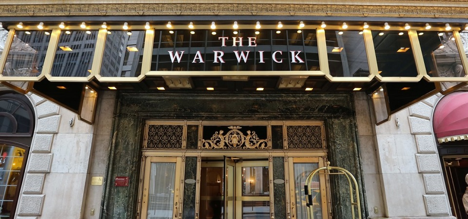 tHE wARWICK nEW yORK MANHATTAN