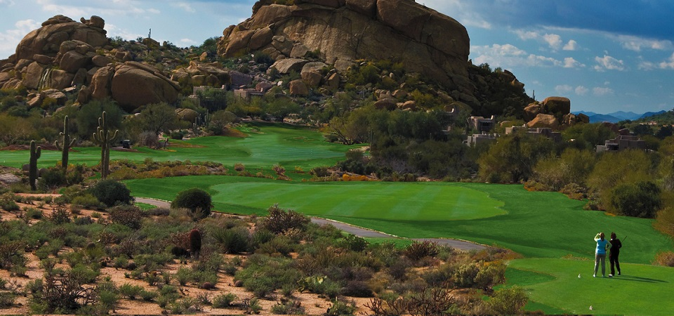 The Boulders Curio Collection  Carefree Scottsdale Arizona
