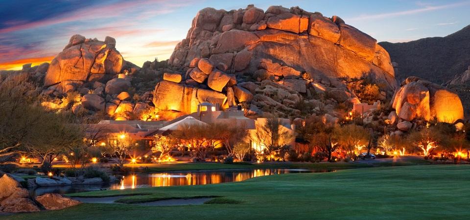 The Boulders  Curio Collection Scottsdale Arizona