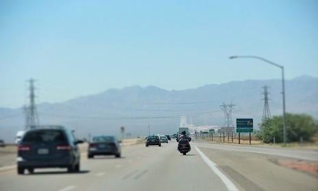 Harley Davidson - Las Vegas-San Diego