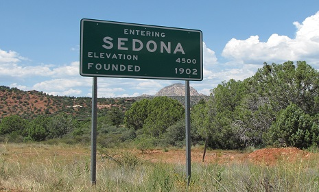 Red Rock Scenic Byway Sedona
