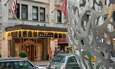Warwick New York Hotel - USA - Tour 21 giorni da Phoenix a New York