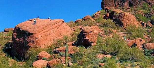 Camelback Phoenix - Tour 21 giorni arrivo a Phoenix e ritorno da New York
