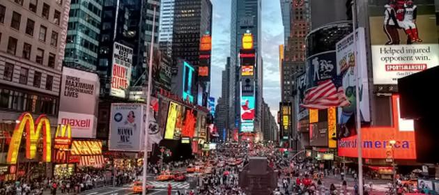 New York - USA - Tour 21 giorni arrivo a Phoenix e ritorno da New York
