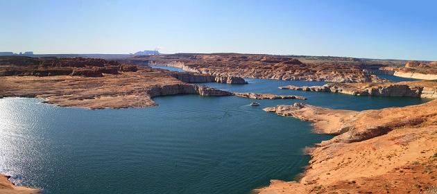 Page & Lake Powell - Arizona - USA - Tour 21 giorni arrivo a Phoenix e ritorno da New York