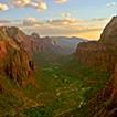 Parco Nazionale Zion - Tour 21 giorni arrivo a Phoenix e ritorno da New York