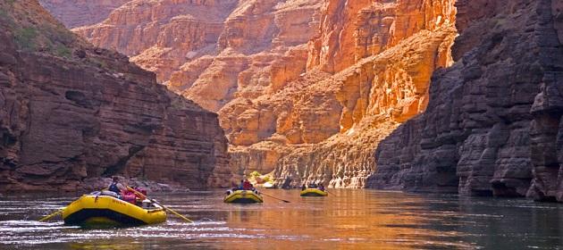 Grand Canyon Rafting - Tour 21 giorni arrivo a Phoenix e ritorno da New York