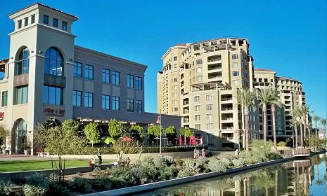 La città di Scottsdale