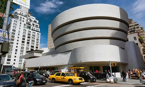 Solomon R. Guggenheim Museum - New York