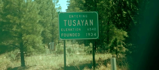 Tusayan - Grand Canyon - USA - Tour 21 giorni arrivo a Phoenix e ritorno da New York