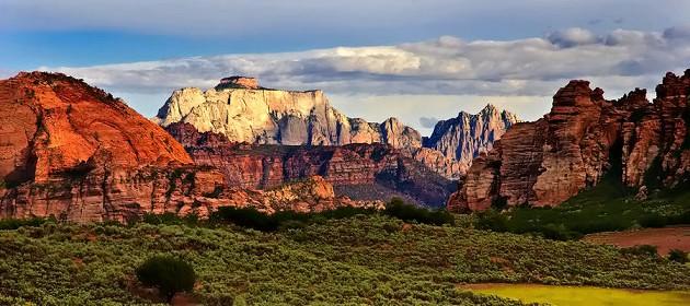 Parco nazionale di Zion - USA - Tour 21 giorni arrivo a Phoenix e ritorno da New York