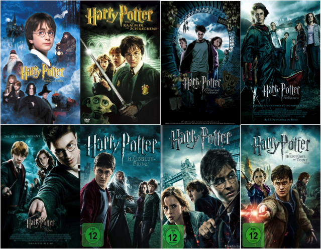 Harry Potter Alle Filme