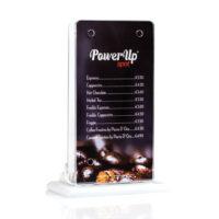 Power Up Spot® Επιτραπέζιος Φορτιστής για Καφετέριες, Μπαρ, Εστιατόρια, Ξενοδοχεία κλπ με Λογότυπο