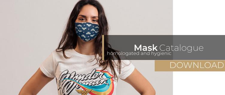 catalog hygienic masks