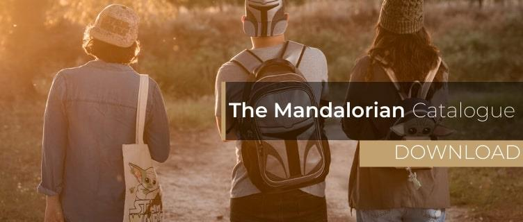 catalog the mandalorian