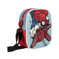 BOLSO BANDOLERA 3D  SPIDERMAN