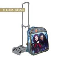 ZAINO CARRELLO KIT DESCENDANTS