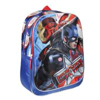 BACKPACK SCHOOL  CAPITAN AMERICA