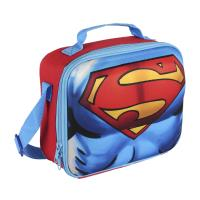 LUNCH BAG 3D THERMAL LUNCHBAG SUPERMAN