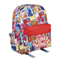 MOCHILA INFANTIL SUPER WINGS
