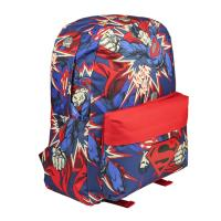 BACKPACK CASUAL  FASHION SUPERMAN