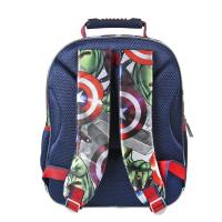 BACKPACK SCHOOL PREMIUM AVENGERS 1