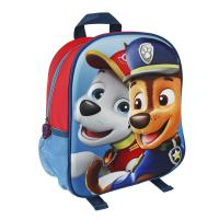 KIDS BACKPACK 3D PAW PATROL