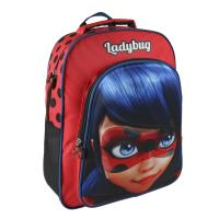 BACKPACK SCHOOL 3D LADY BUG