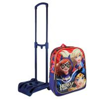 TROLLEY KIT DC SUPERHERO GIRLS