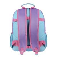 MOCHILA ESCOLAR LUCES FROZEN 1