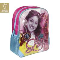 BACKPACK SCHOOL LIGHTS SOY LUNA