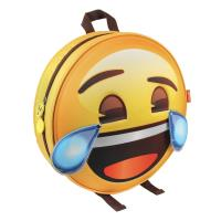 BACKPACK NURSERY 3D EMOJI