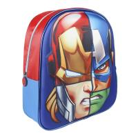 BACKPACK NURSERY 3D AVENGERS