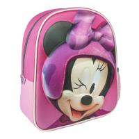 MOCHILA INFANTIL 3D MICKEY ROADSTER MINNIE