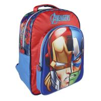 BACKPACK SCHOOL 3D AVENGERS