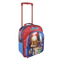 TROLLEY 3D SCHOOL AVENGERS