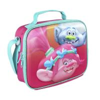 LUNCH BAG 3D THERMAL LUNCHBAG TROLLS
