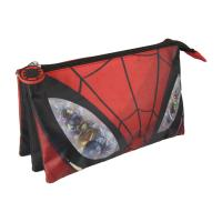ASTUCCIO/PORTATUTTO PIANO 3 SCOMPARTIMENTI SPIDERMAN