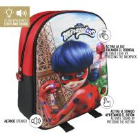 BACKPACK NURSERY LIGHTS LADY BUG