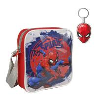 BOLSO BANDOLERA SPIDERMAN 1