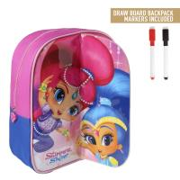 MOCHILA PLAY BACK DIBUJO SHIMMER AND SHINE
