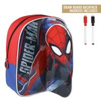 MOCHILA PLAY BACK DIBUJO SPIDERMAN