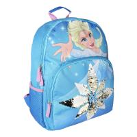 BACKPACK SCHOOL SEQUINS FROZEN